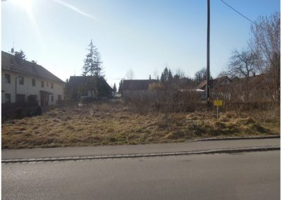 Amberg Grundstück